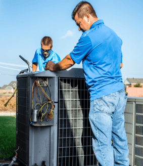 DuPont Heating Repair